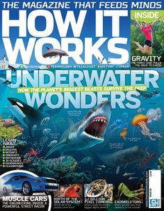 How It Works Magazine - videos and articles that (duh!) explain how things work