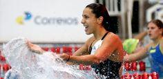 Mulheres dominam os recordes do Campeonato Brasileiro Interclubes Júnior de Natação
