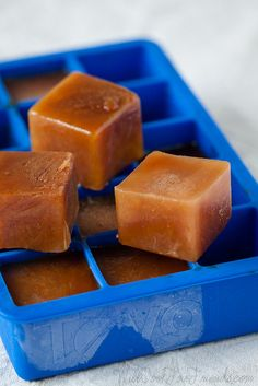 Chai Iced Tea Cubes | Will Cook For Friends by WillCookForFriends, via Flickr