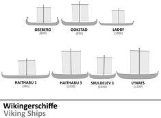 "Wikingerschiffe -- Viking Ships -- Weitere Informationen: <a href=""https://hiltibold.blogspot.com/2018/03/wikingerschiffe-ueberblick.html"" rel=""nofollow"">hiltibold.blogspot.com/2018/03/wikingerschiffe-ueberblick...</a>"