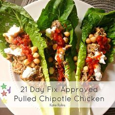 Eff You Mom Jeans - Katie Rollins | Pulled Chipotle Chicken 'Tacos'