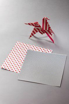 origami papíry - papelote