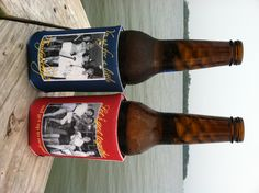 Cool retro picts on coozies as wedding favor?  Coozies http://www.studio-905.com