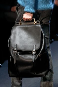 The Homme Depot — Gucci Fall 2013 backpack Leather Men 32a51efbce9b7
