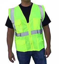 3C Products Class 2 Reflective Safety Vest Check more at http://www.safetygearhq.com/product/uncategorized/3c-products-class-2-reflective-safety-vest/