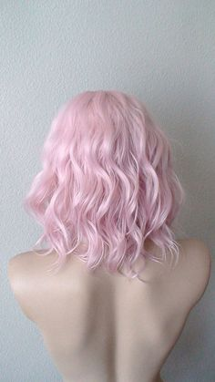 Pastel hair, don't care.