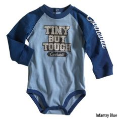 Carhartt Infant Boys; Gander Mountain-- Tiny But Tough