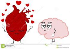 corazón-en-amor-contra-el-ejemplo-de-la-historieta-del-concepto-del-cerebro-55072477.jpg (1300×911)