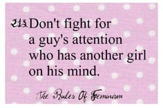 Don't fight juss let him go.
