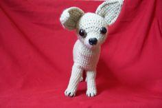 Crochet TiChi Dog (free pattern)