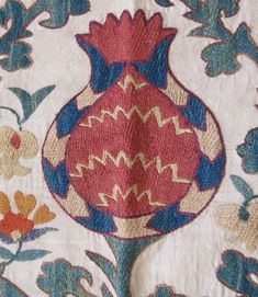 Granada, Medallion Quilt, Textiles, Motif Design, Fruit Art, Typography Prints, Vintage Fabrics, Potpourri, Pomegranate