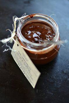 Chocolate cream by Sandra/Little World, via Flickr