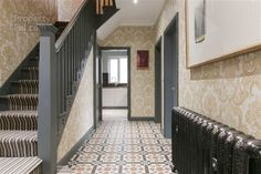 Property For Sale in Belfast Garden On A Hill, Hallway Lighting, Traditional Decor, Belfast, Hallways, Property For Sale, Home Goods, New Homes, Stairs
