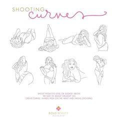 Colorado Springs Boudoir Photography | Shooting Curves Posing Guide for Plus Size » Bold Beauty Boudoir