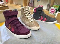 Unsere neuen Hummel-Sneaker für Mädchen!