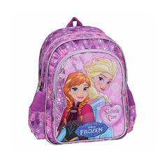 Frozen beslenme çantası üzerindeki sevimli prensesleri çocuklarınız yanından ayırmak istemeyecektir. Frozen filminde öne çıkan Anna ve Elsa prenseslerinin yanı sıra diğer karakterleri de Frozen beslenme çantalarında bulabilirsiniz.