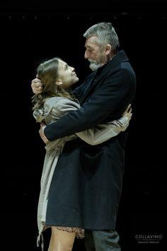Gerhart Hauptmann: Pred západom slnka SLOVENSKÉ NÁRODNÍ DIVADLO Diana, Opera, Scene, Couple Photos, Couples, Couple Shots, Opera House, Couple, Couple Pics
