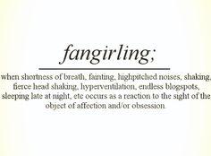 'Fangirling' Fandoms / fan girls / hunger games Fandom and fan girls / FAN GIRLS ROCK!!