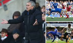 Chelsea have had two penalties all season - does Jose have a point?