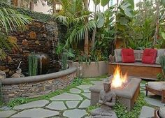 Ashlee Simpson Relists House with Meditation Garden