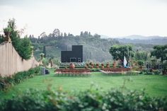 Tuscan Wedding Events in Italy