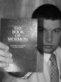 My (former) Mormon missionary son, Feb 2011. Idaho Pocatello Mission, August 2009-2011.