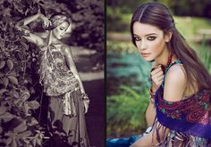 Beautiful Portrait and Fashion Photography by Joanna Kustra Photo