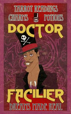 Doctor Facilier Doctor Facilier Cajun Fire cajunf Halloween Stuff Printing making DIY Creating Spooky Fun Holiday Doctor Facilier Poster by broopimus nbsp hellip backgrounds disney tiana Happy Halloween, Theme Halloween, Halloween Stuff, Halloween Door, Villains Party, Disney Villains, Across The Universe, Smart Casual Outfit, Disney Posters