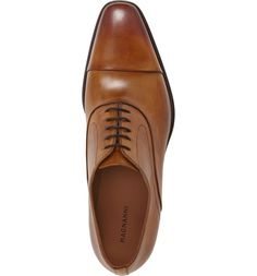 e4d76fbcf50 Magnanni Saffron Cap Toe Oxford (Men)