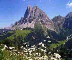 sognare una montagna