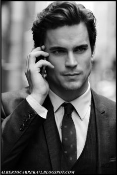 Matt Bomer. He is getting so much attention now I think it was overdue I am so happy he came out.
