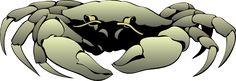 Free to Use & Public Domain Crab Clip Artgh