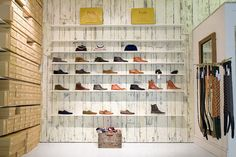 ::RETAIL:: Folk Clothing store by IY A Studio in London