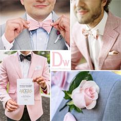 Свадьба в цвете Rose Quartz | DiscoverWedding.ru
