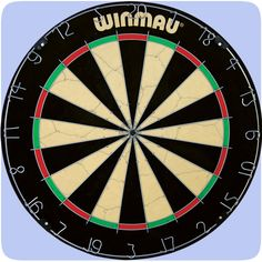 Dartboards - Winmau - Specialist - No Trebles - Yorkshire Dartboard