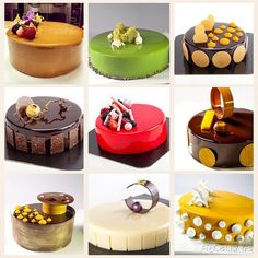 """From app Chefs Talk """"I love this app """" Cake Cake Cake Cake Recipes, Dessert Recipes, French Patisserie, Cupcakes, Gourmet Desserts, Chocolate Decorations, French Pastries, Novelty Cakes, Mini Cakes"""