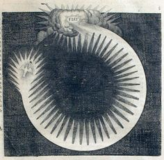 Robert Fludd, Let There Be Light, from History of the Macrocosm and Microcosm