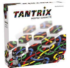 Tantrix stratégie - Jeu de réflexion et de société - Gigamic