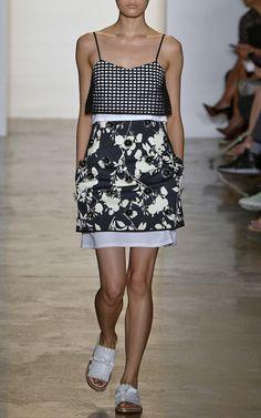 Peter Som Spring/Summer 2015 Trunkshow Look 22 on Moda Operandi