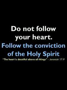 Deceiving heart