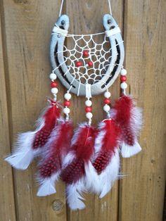 Hochzeits-Glücksfänger Sun in weiß-rot passend zur Liebeshochzeit