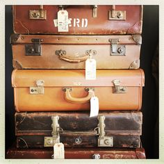 Dandy, Bobby, Suitcase, Fashion, Moda, La Mode, Suitcases, Dandy Style, Fasion