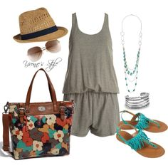 Having a TGIF moment, created by yvonne2214 on Polyvore