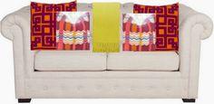 sadie + stella: how to style sofa pillows