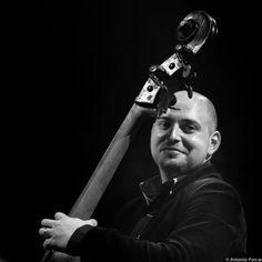 Tomáš Baroš (2015) Jazz, Double Bass, Music Stuff, Icons, Photography, Photograph, Jazz Music, Symbols, Fotografie