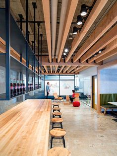 Yelp Headquarters Amazes With An Eclectic Blend Of Modern And Vintage