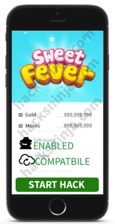 get the newest and best sweet fever hack tool out there. get unlimited free gold and moves to experience the game to a whole new level
