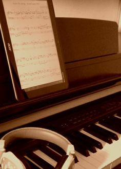 Free Piano Sheet Music!
