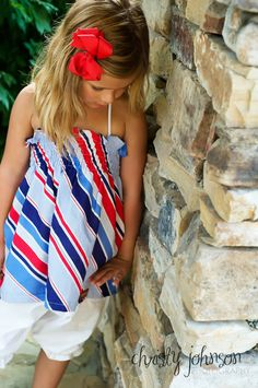 Nautical Outfithandmade childrens clothing from by lakenandlila