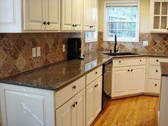 Ucreate: home decor-kitchen tile backsplash tutorial